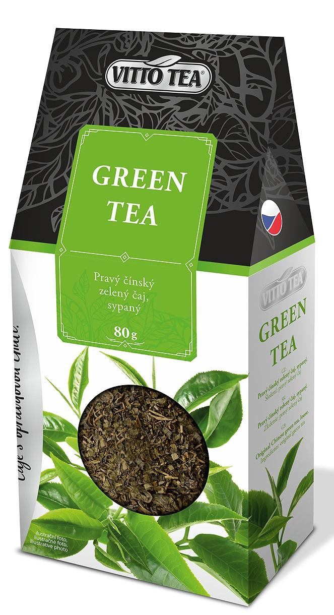 Green tea 80g