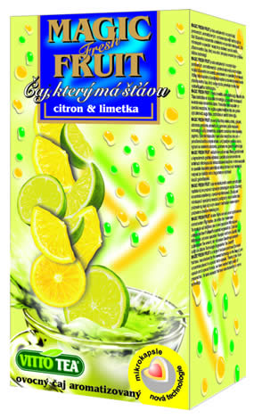 Magic FF lemon + lime