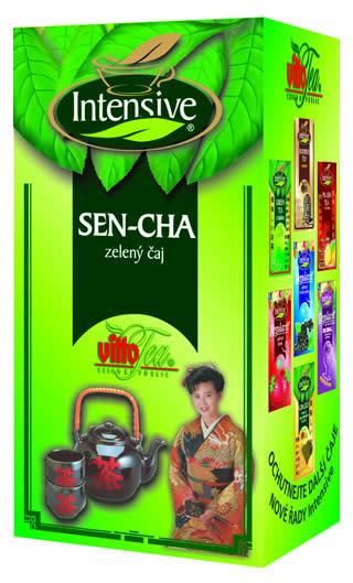 SEN-CHA zelený čaj