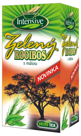 Green Rooibos with peppermint