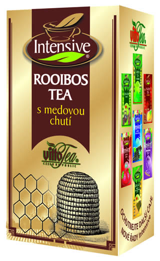 Rooibos with Honey taste
