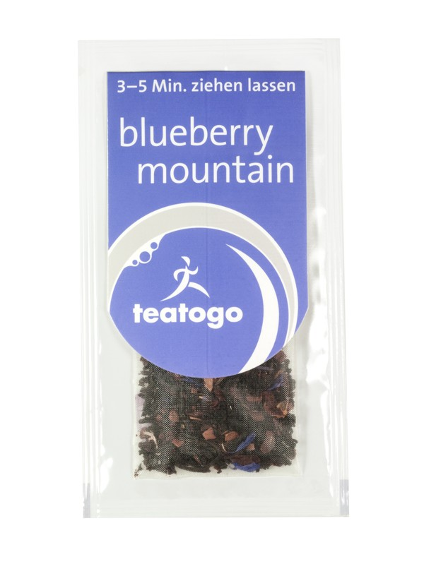 Blueberry mountain Teatogo