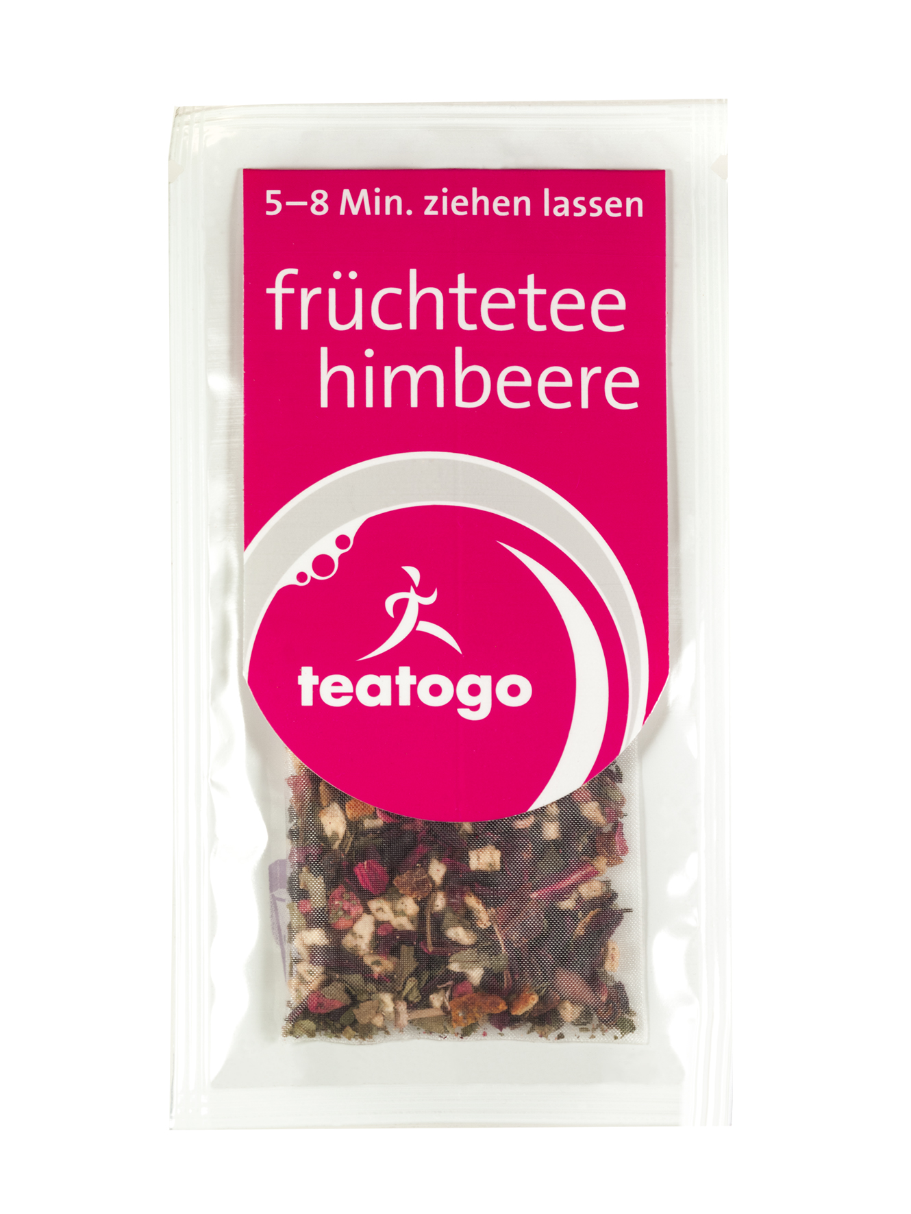 Raspberry fruit infusion Teatogo