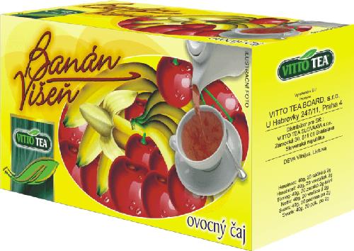 Cherry & Banana