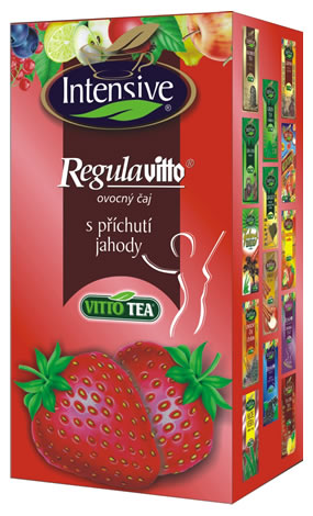Regulavitto strawberry