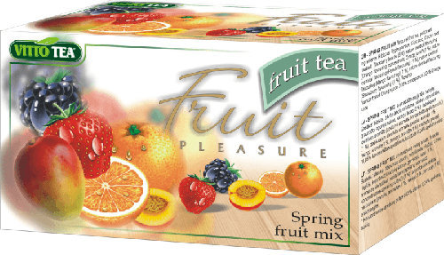 spring fruit mix