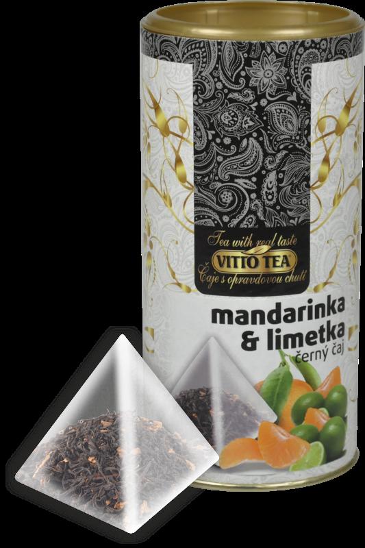 Tubus Mandarinka & Limetka