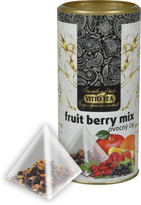 Tubus fruit berry mix