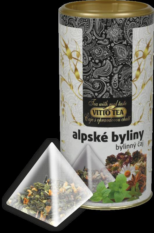 Tubus Alpské byliny