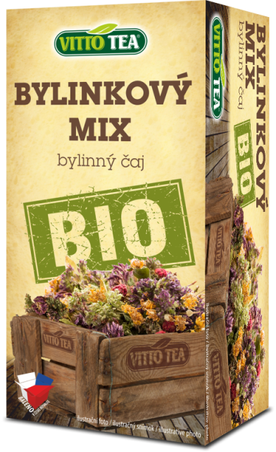 BIO bylinkový mix