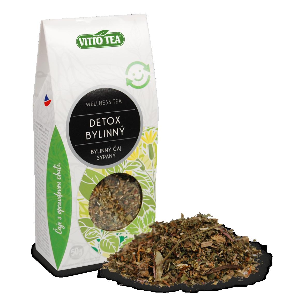 Wellness Detox Bylinný čaj