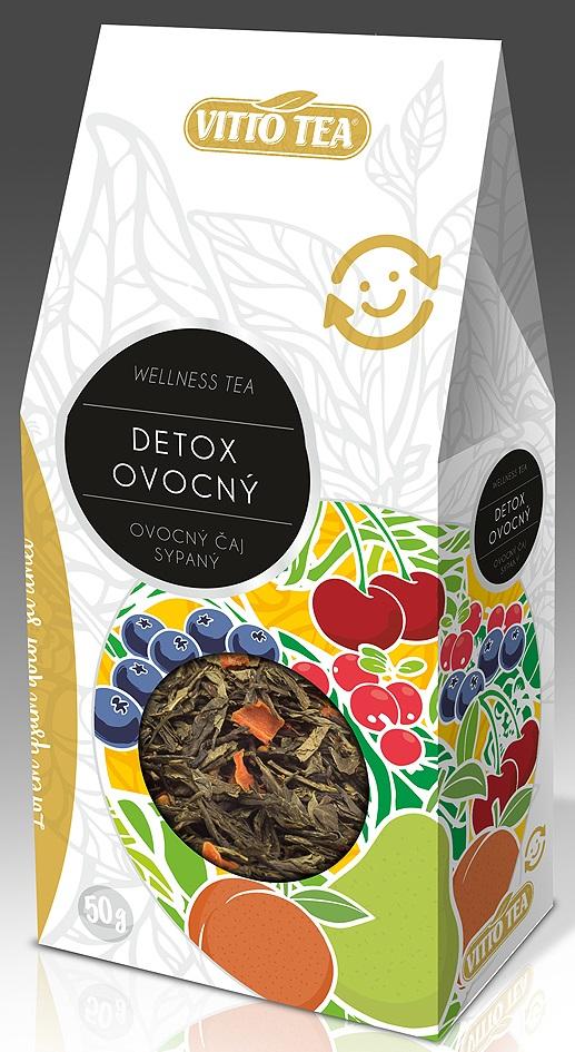 Wellness Detox Ovocný čaj