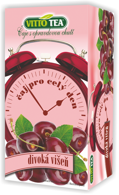 Budiky - wild cherry