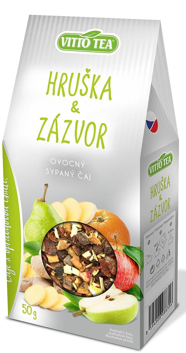 Hruška & Zázvor