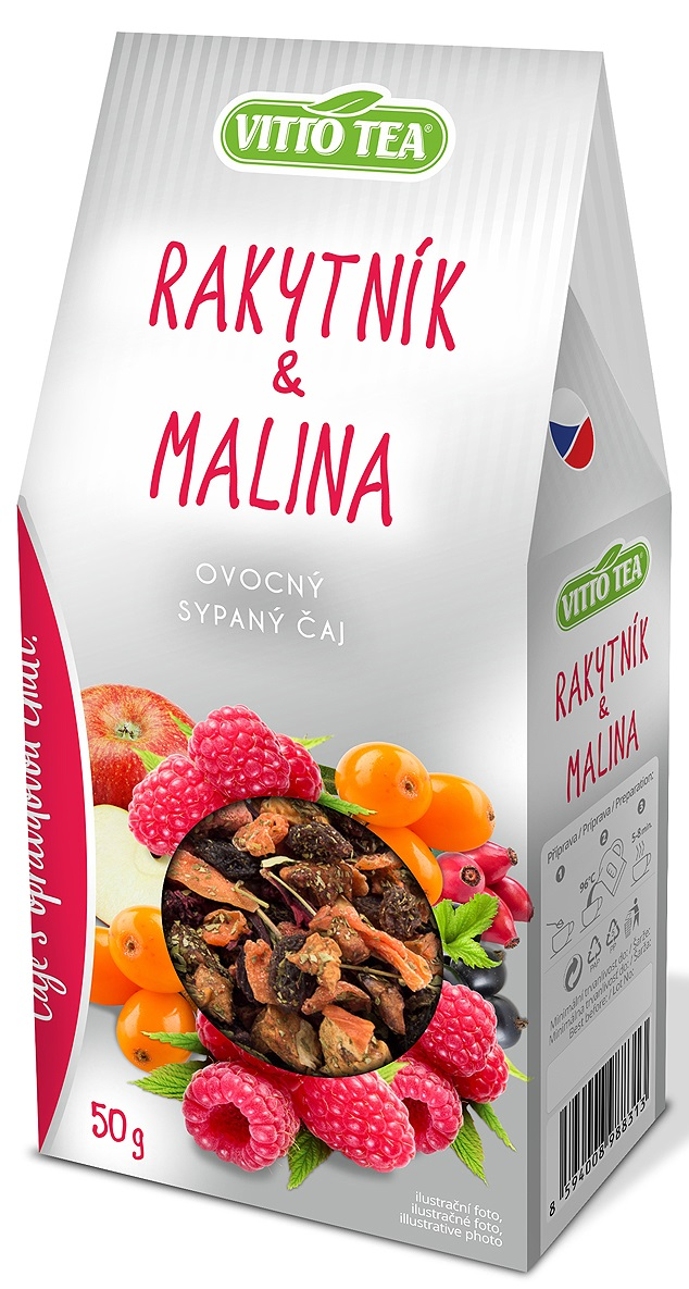 Rakytník & Malina